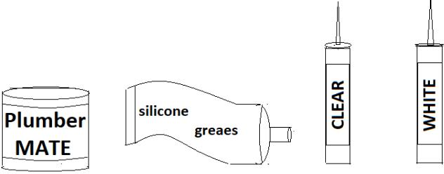 Plumber accesssories