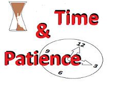Plumbing services require time and patience