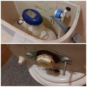 Permanent plumbing repair