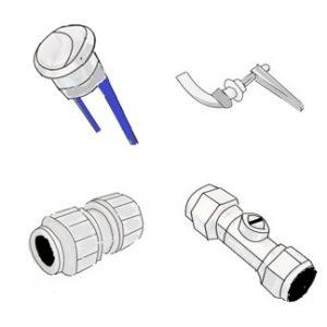 Small plumbing repairs